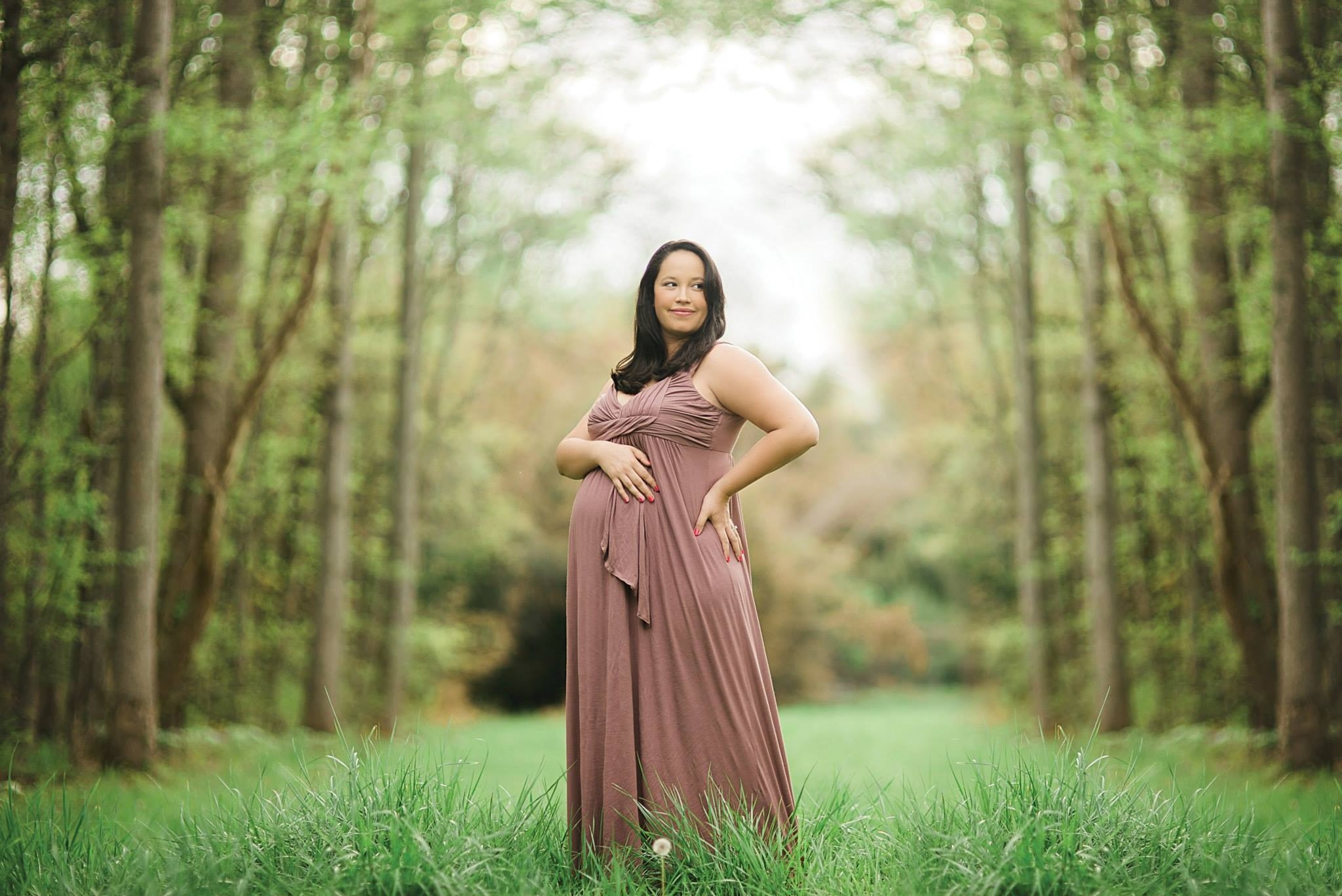 Maternity Session by Iron Lace Photography